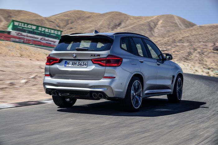 BMW X3, X4 Get More Powerful M, M Competition Variants