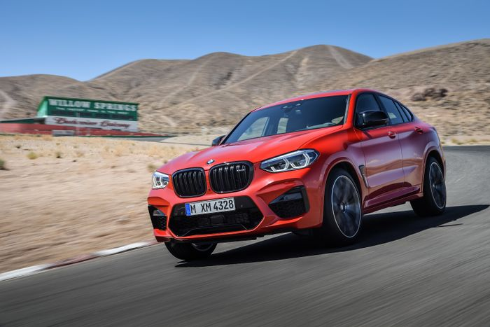 BMW X3 and X4 Get M Variants with 480 HP Engine