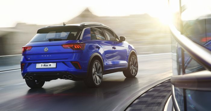 Volkswagen Thinks You Won't Like This 300-HP SUV