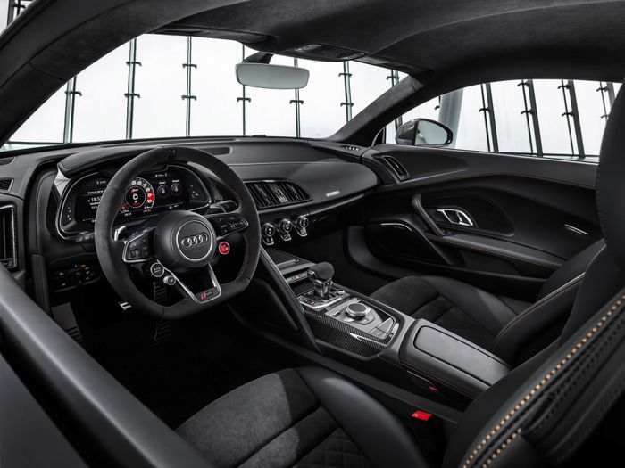 Audi introduces the R8 Decennium edition