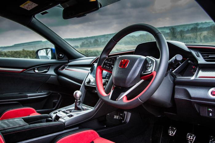 FK2 Vs FK8 Honda Civic Type R: How Much Has The Game Moved On?