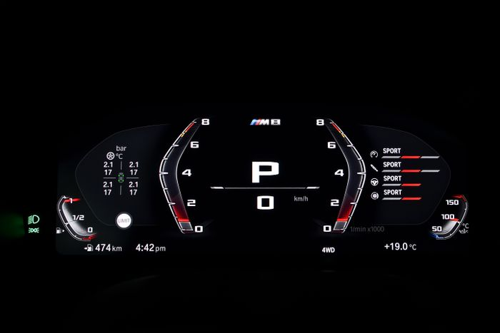 The New BMW M8 Will Have Selectable Brake Modes