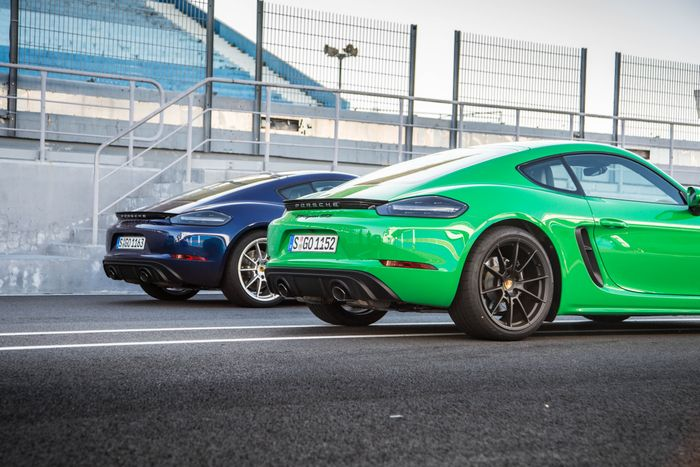 Porsche's GT4/GTS N/A Flat-Six Will Stick Around Until 2026 - News