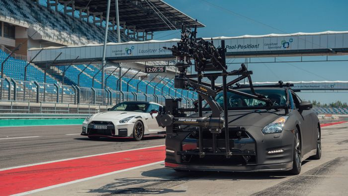 Image result for filming the 2020 NISMO