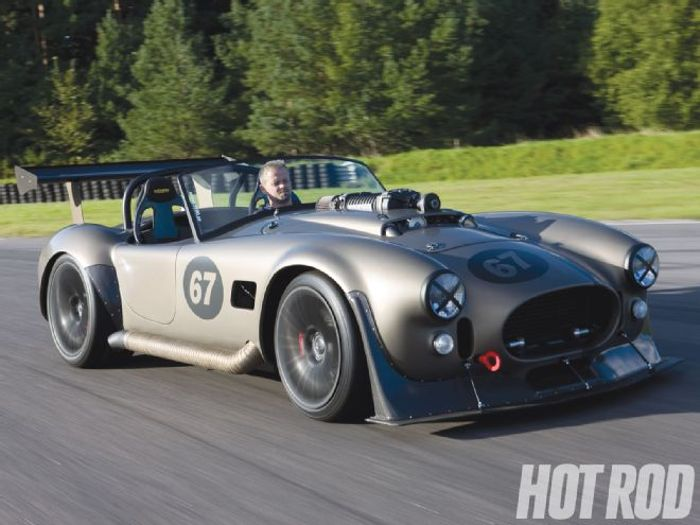 Cobra Kit Car >> Magnus Jinstrand S V12 Shelby Cobra Kit Car Just Thought I D Share