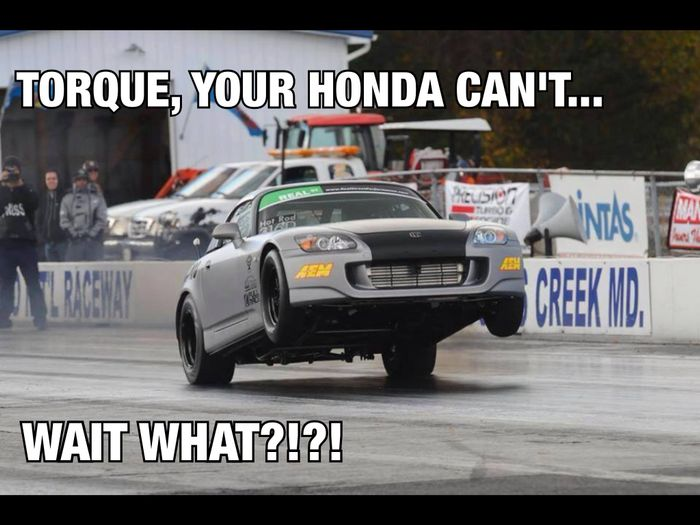 your honda cant do this