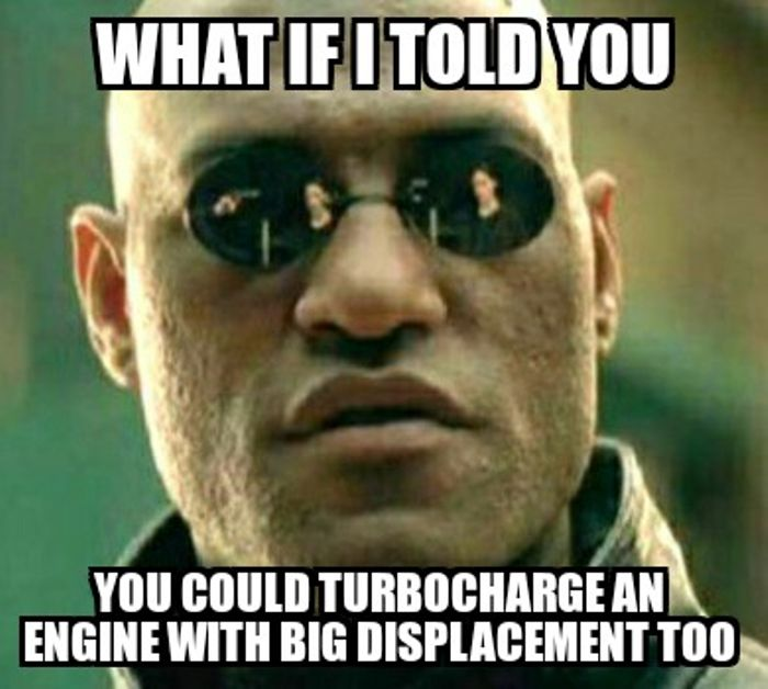 And You Know Whats Going On When Someone Turbocharges A Ford Gt