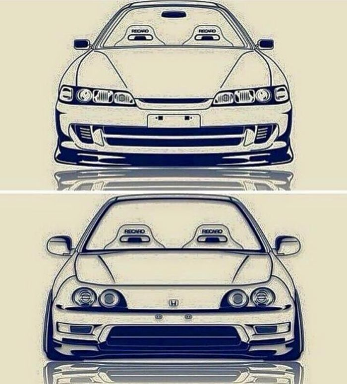 For When I Get My Integra Build Going, Which Front End