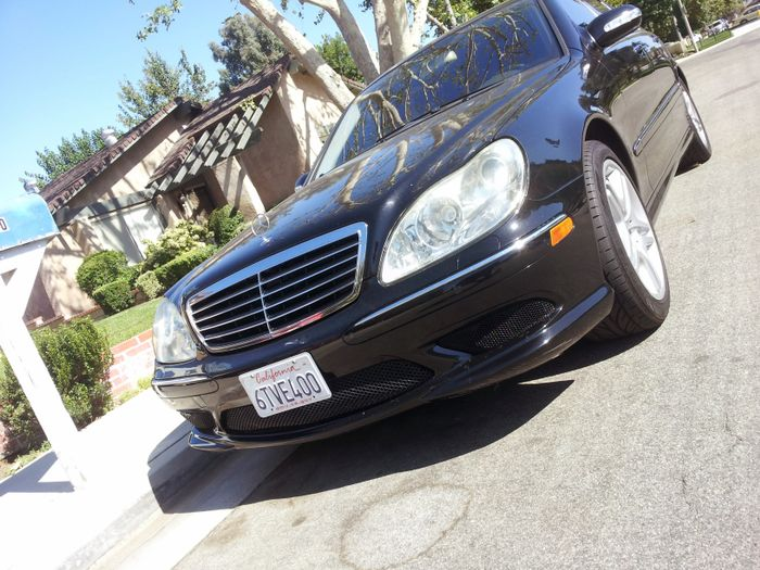 hit 500 here is my w220 s500 when i first got her i miss punching it on the freeway and. Black Bedroom Furniture Sets. Home Design Ideas