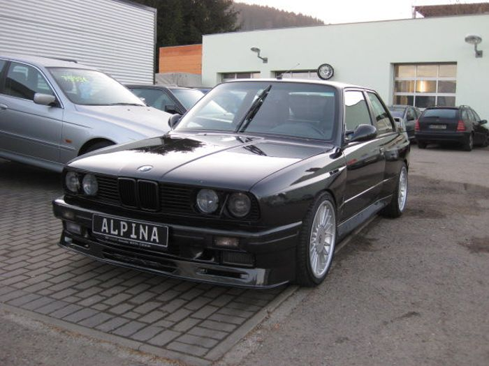 Bmw M3 E30 Alpina B6 35s Bi Turbo For Sale In Germany