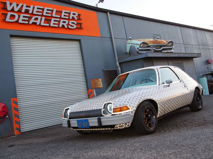 I Watched The Amc Pacer Episode Of Wheeler Dealers