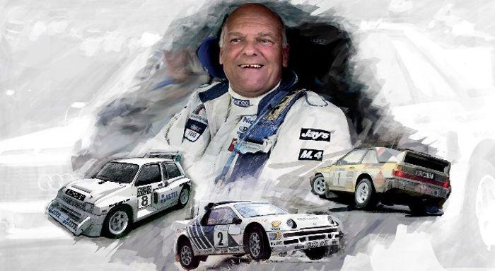 Stig Blomqvist - Real Rally le...