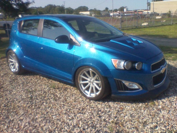 Chevy Sonic Custom >> Metro Cruise Pics Coming From My Old Phone Camera With