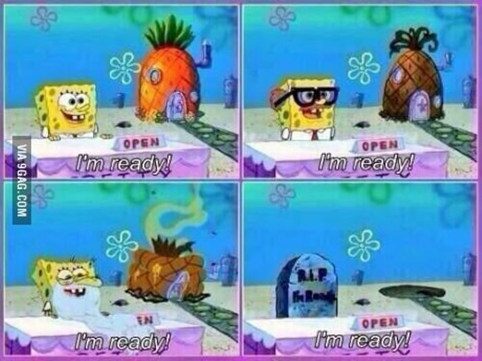 Me Waiting For Car Parts