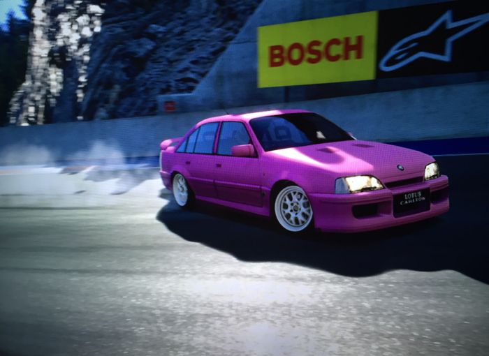 lotus carlton drifting gt6 oh and about the colour it. Black Bedroom Furniture Sets. Home Design Ideas