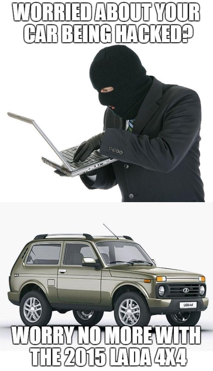 Why do hackers always wear balaclavas?