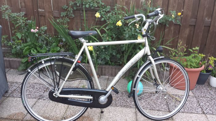 2008 Peugeot Deauville Bicycle