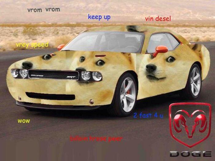 Doge Challenger