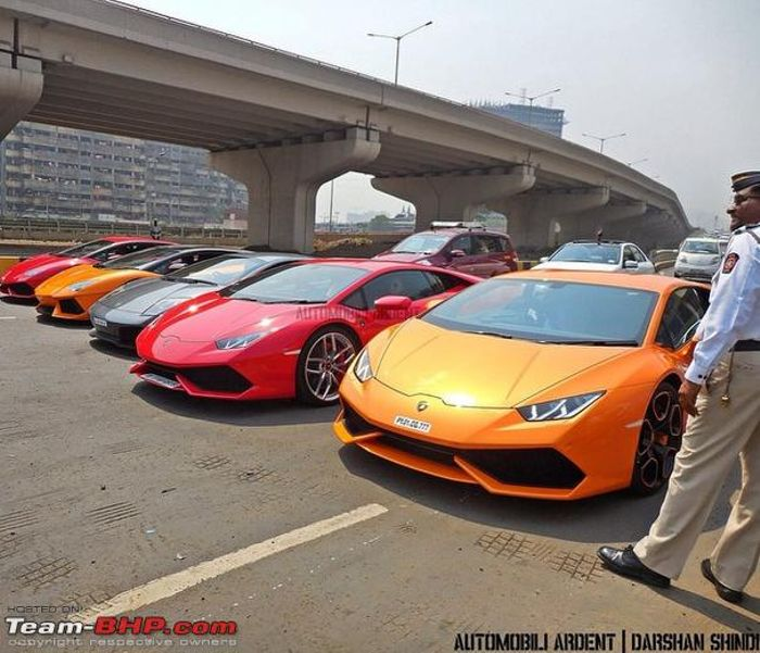 Super Cars In Delhi
