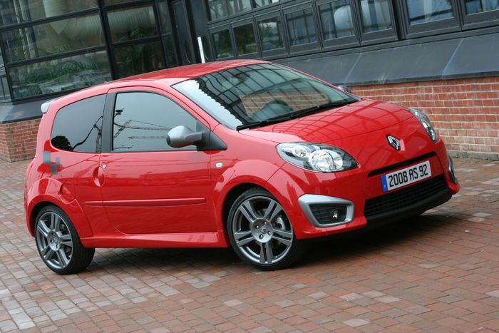 Renault Twingo RS - Understimated Car   1 6 aspirated 133 HP