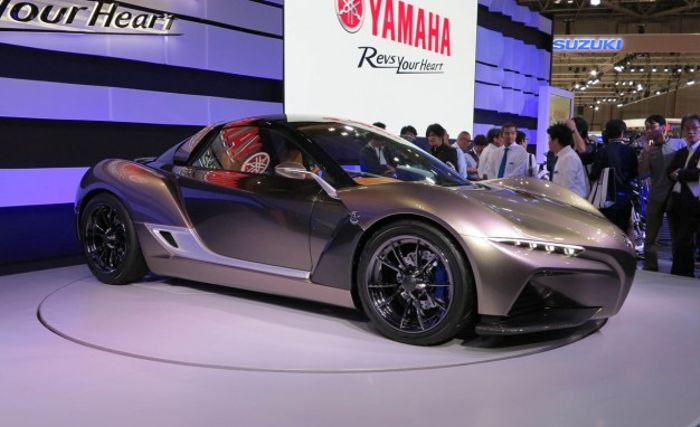 So I Am Extremely Excited For This Think Yamaha Will Become The New Honda If They Start Making Cars Lightweight Small Displacement But High Revving