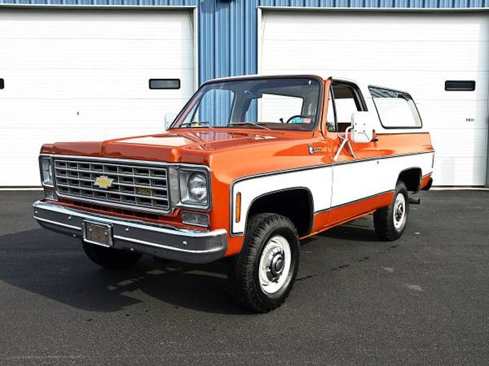 Chevy K5 Blazer For Sale Craigslist ✓ All About Chevrolet