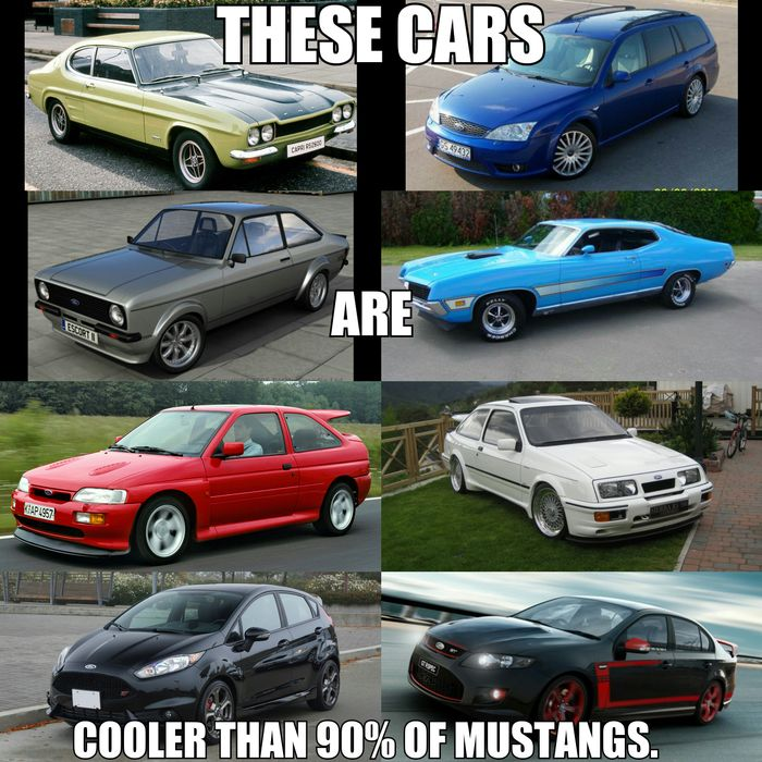 Which Mazda Cars Are Like Fords