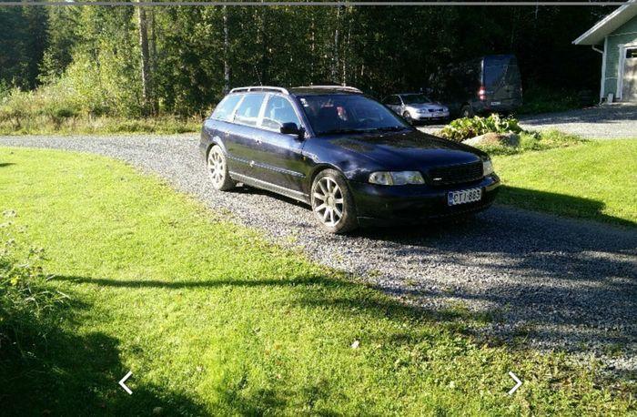 1997 Audi A4 B5 Avant 1.8T Quattro