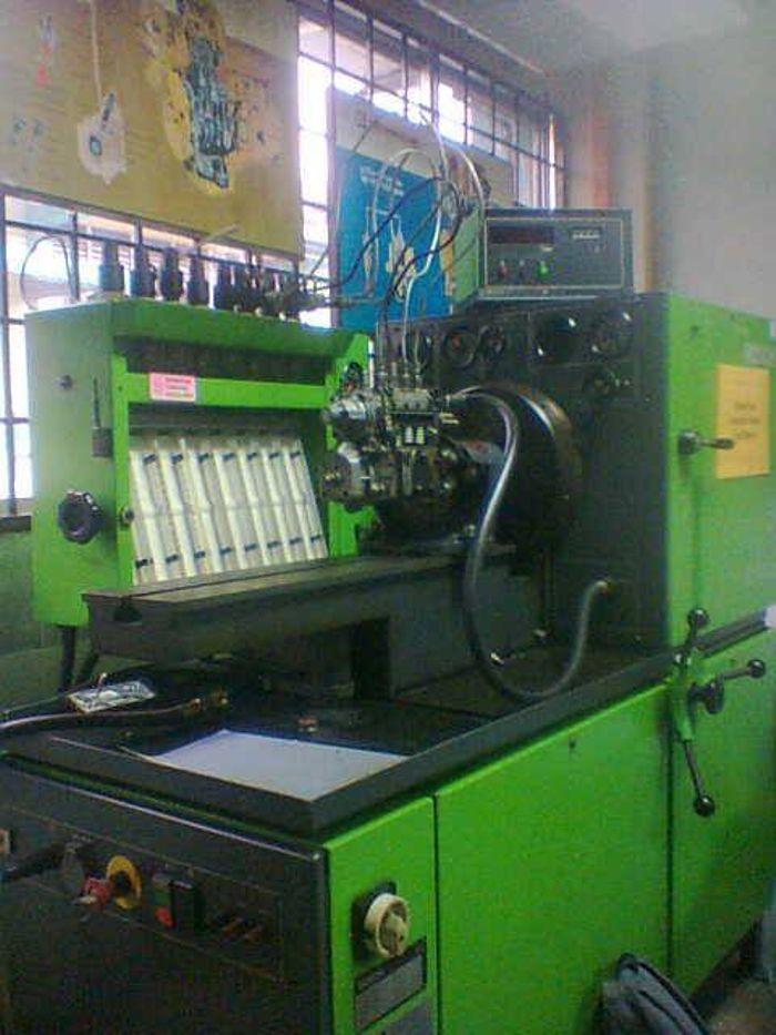 Diesel fuel injection pump test bench in Diesel Calibration