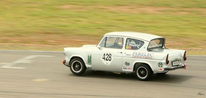 & 1960 Ford Anglia markmcfarlin.com