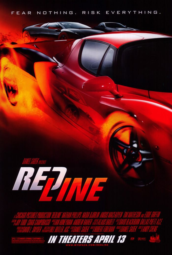 Redline (2007) Hindi Dubbed BRRip Full Movie Download