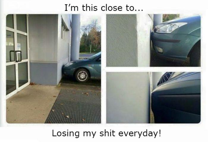 I'm this close!!!