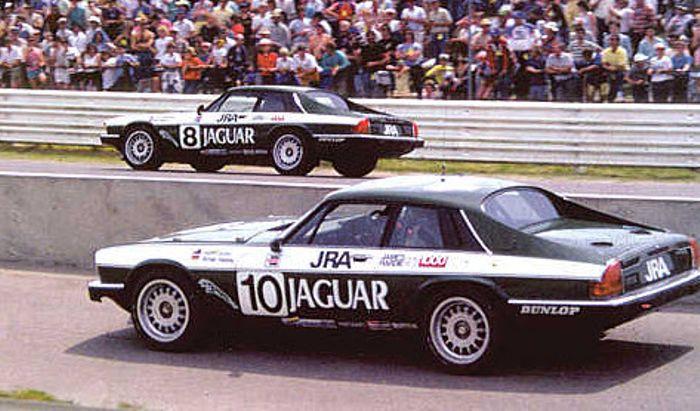 Image result for jaguar xjs 1985 ETCC