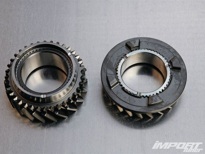 Dog Ring Gearbox Explained