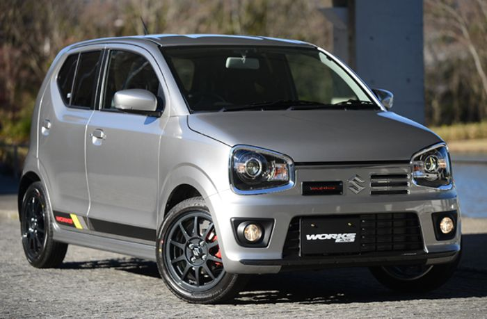 6 reasons why the 2016 Suzuki Alto Works could be the world's most cheap & cheerful new car you ...