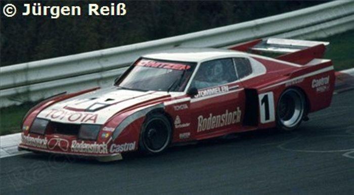 Toyota Race Cars >> The Forgotten Toyota Celica Racecars