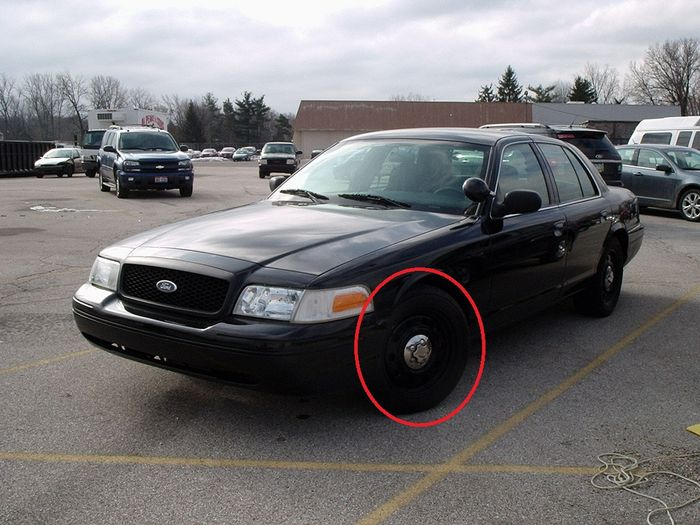7 Ways To Tell If You See An Undercover Car In America