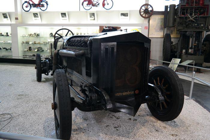 Sinsheim Auto & Technik Museum #MuseumWalk