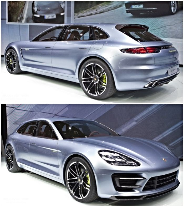 The Porsche Panamera Is Like The Ugly Fat Girl In High