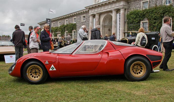 Zagato alfa romeo tz3 corsa price