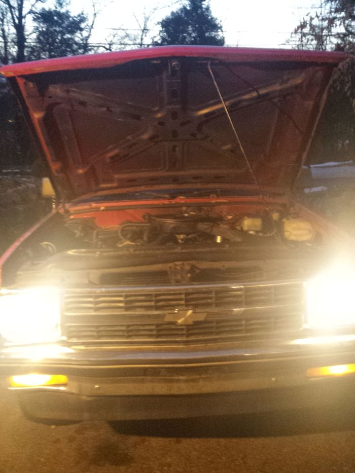 Why I love and hate my 1985 Chevy S10 Blazer