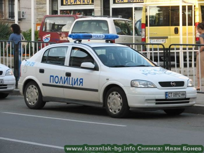 What Is The Most Common Police Car In Your Country In