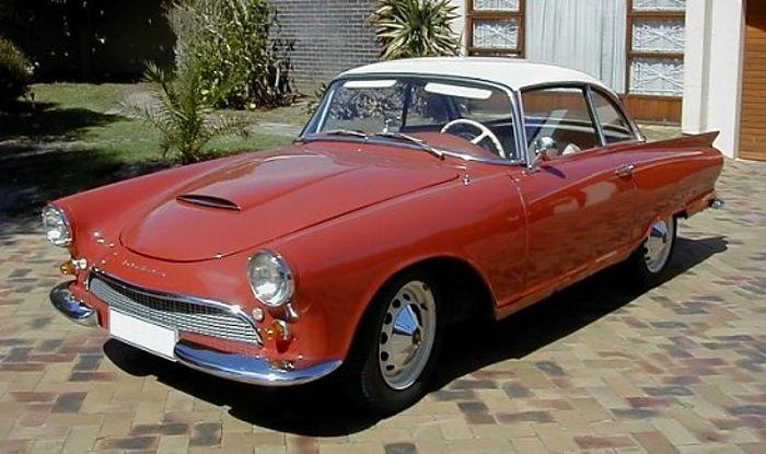 The Dkw Coupe Fissore