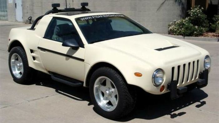 Ford Dune Buggy >> Top 5 Kit Cars For The Pontiac Fiero