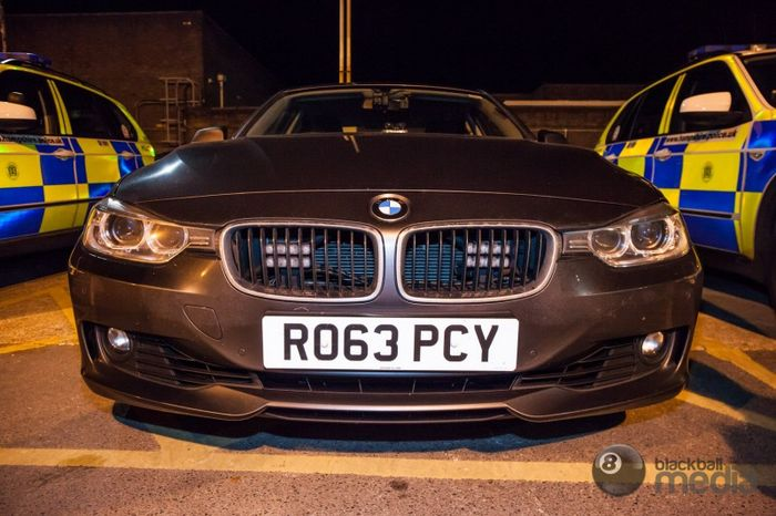 8 Top Tips To Spot An Undercover Police Car