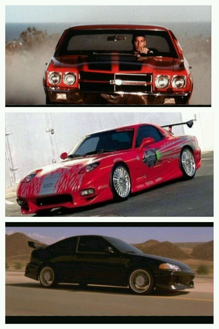 Dom Toretto Car >> When You Think Dominic Toretto Is The Symbol From Muscle