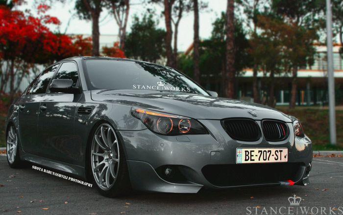 Used Bmw M5 >> BMW E60 530D BEST