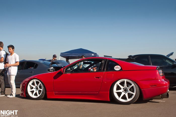 The Plans For My 1995 Nissan 300zx