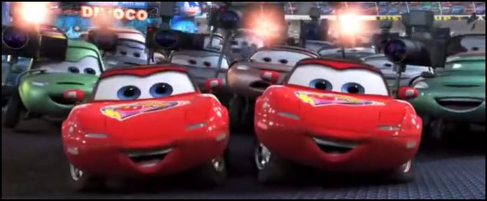 Cars Movie Car Spotting Challenge