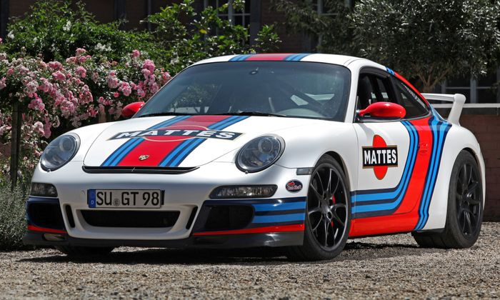 Ten New Supercars That Look Great With Old Liveries